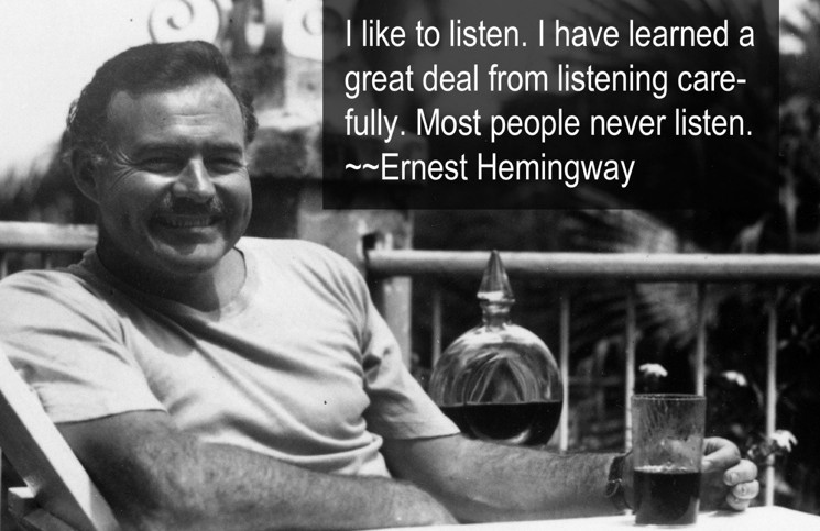 a biography and life of ernest hemingway an american author Lifecom presents pictures of ernest hemingway in cuba in 1952  most  parodied, most prominent, most immense american author of the.