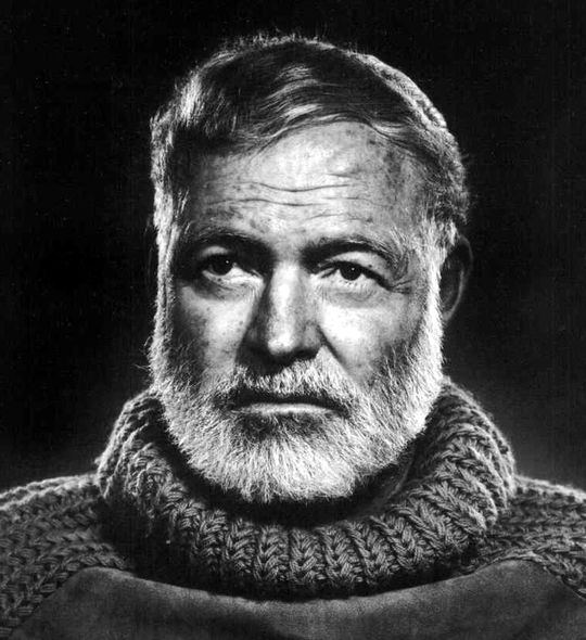 The Books Of Ernest Hemingway A Partial List Ernest
