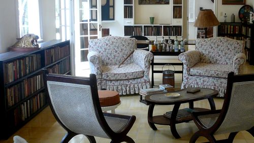Finca la Vigia home of Ernest Hemingway in Cuba
