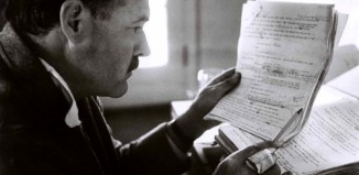 Hemingway Photo by Robert Capa