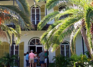Hemingway's House in Key West